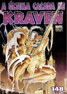 A ultima cacada de Kraven