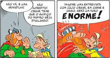 AsterixPapiroCesar_Trecho