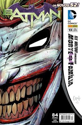Batman 13 capa variante