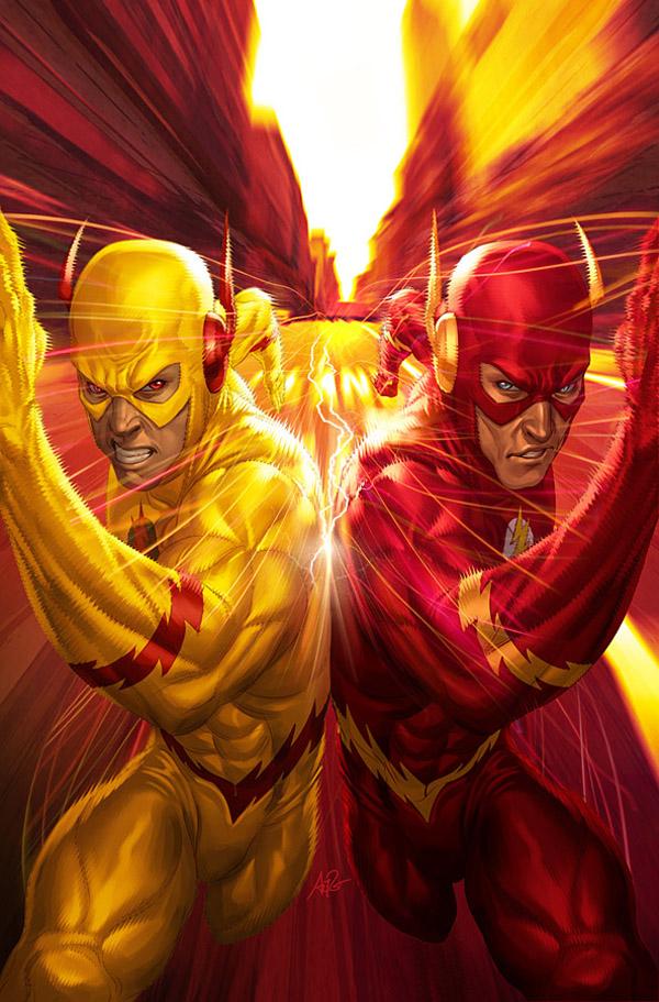 Flash dual