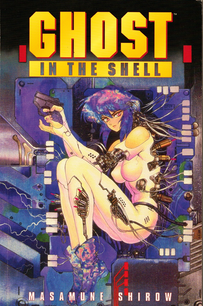 Ghost in the Shell - Cover