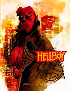Hellboy-day