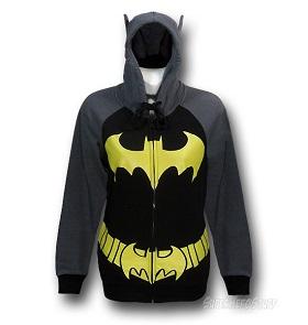 Hoodie Batgirl