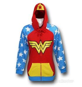 Hoodie Wonder Woman