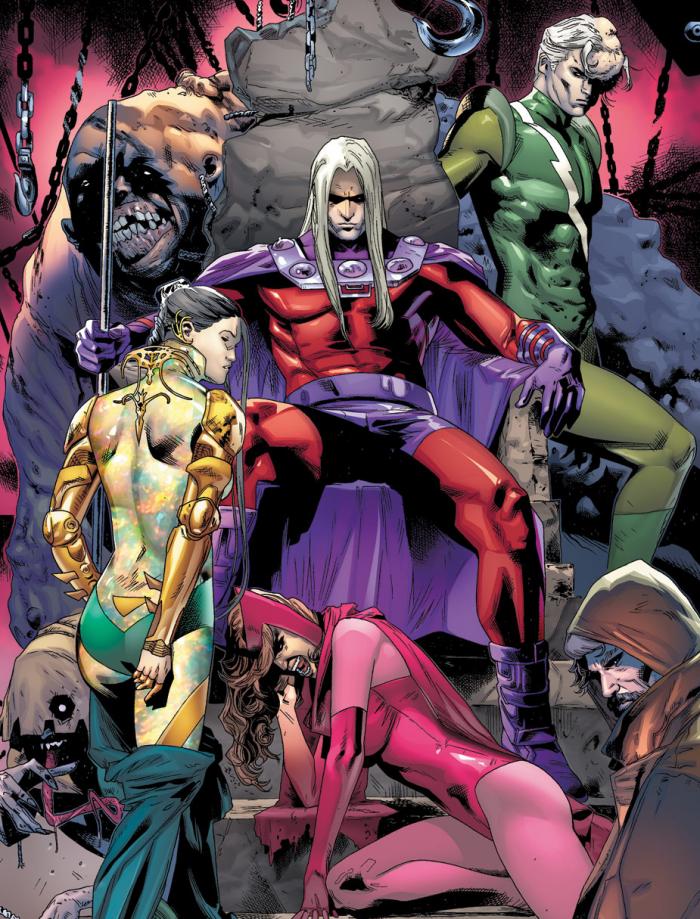 Magneto-Not-a-Hero-atos-de-terror-irmandade