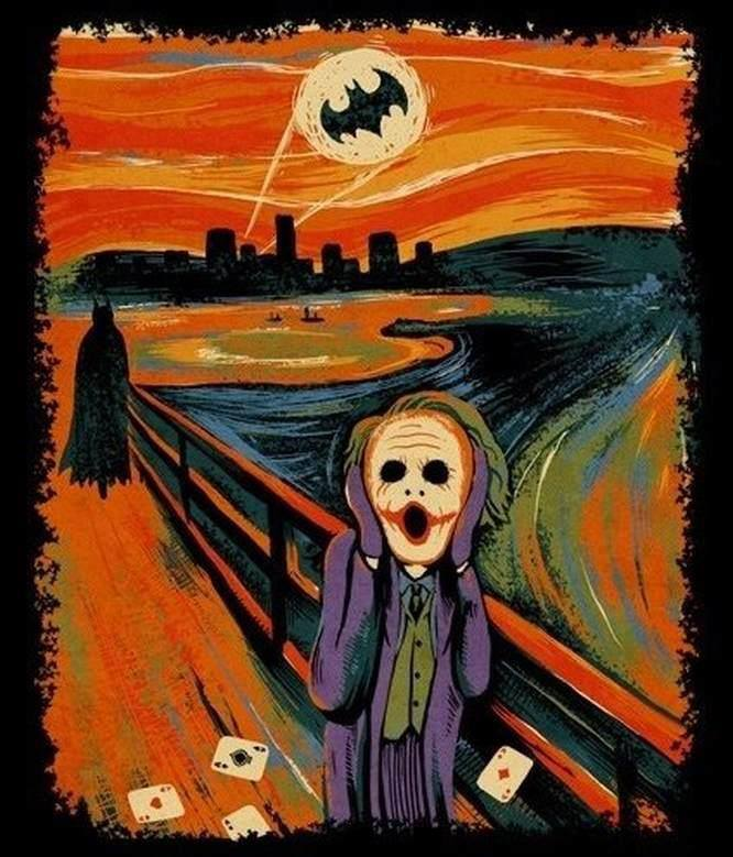 O grito-byJimGordon