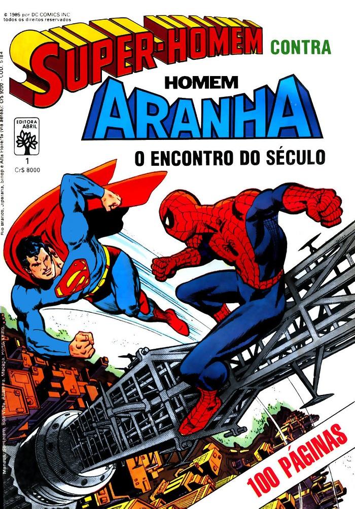 Superman Vs. Homem-Aranha