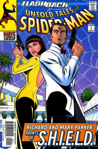 wolverine richard and mary parker