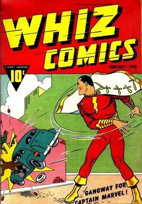 Whiz comics 01 1940