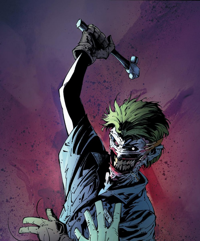batman 13 coringa joker