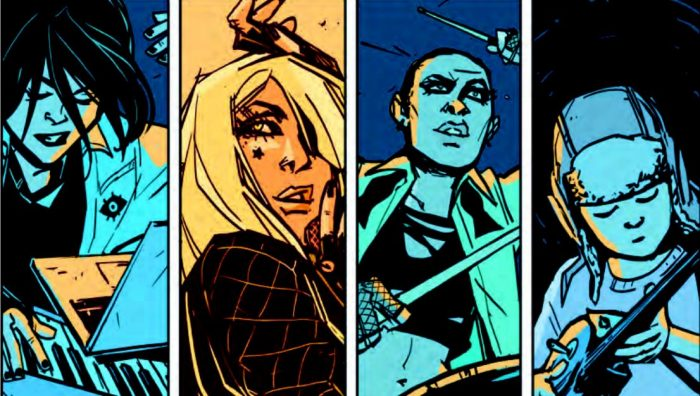 black-canary-band