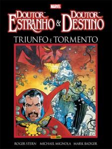 DOUTOR ESTRANHO & DOUTOR DESTINO - TRIUNFO E TORMENTO.indd