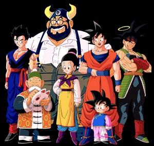 goku-family