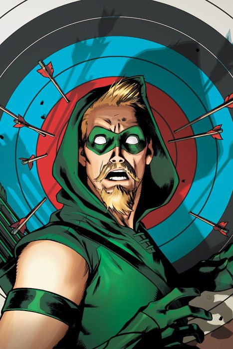 green-arrow-beard