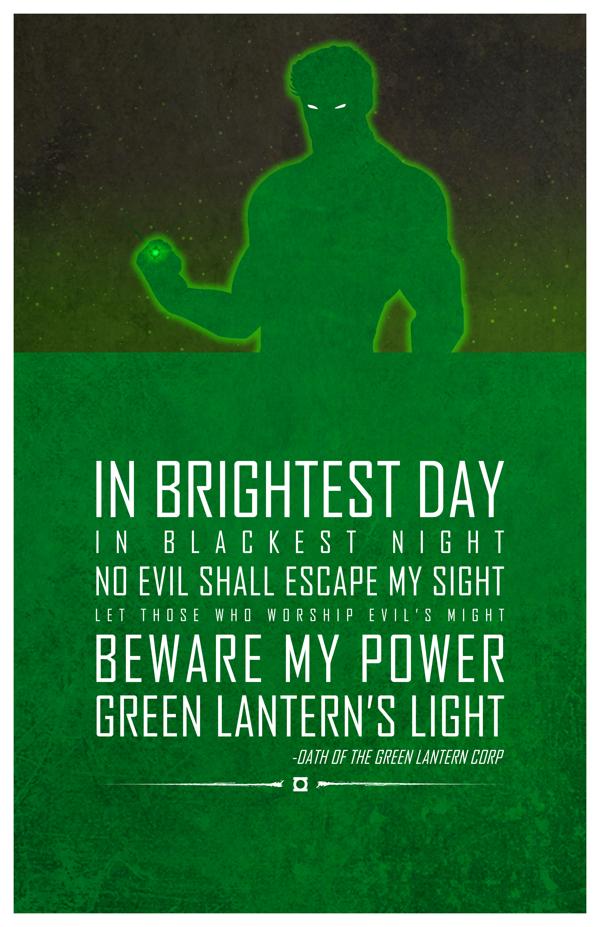 heroicwordswisdom-greenlantern