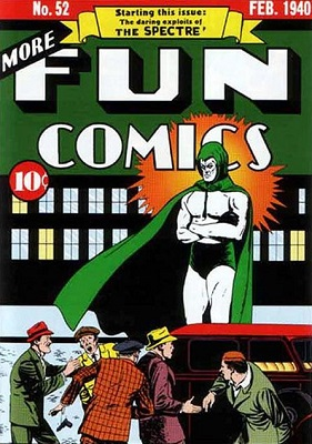 more fun comics 52 1940