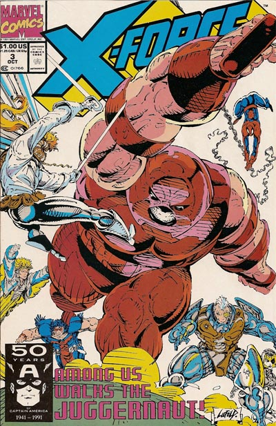 rob liefeld 5