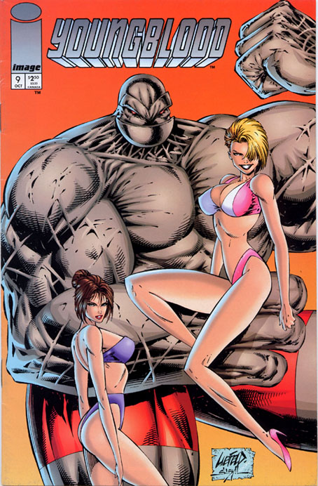 rob liefeld 9