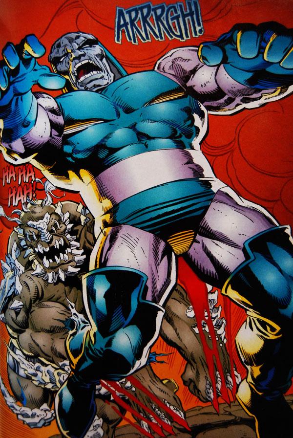 superman vs apocalipse darkside